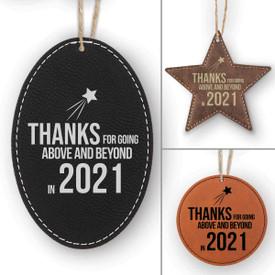 This Above And Beyond Ornament Is the Perfect Way to Show Your Appreciation for Teachers This Holiday Season