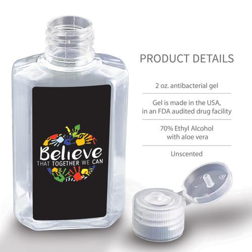 Palmolive Antibacterial Hand Sanitizer, 500ml - EssMart