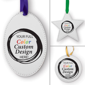 This Custom Sublimation Ornament Is the Perfect Way to Show Your Appreciation for Teachers This Holiday Season