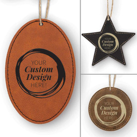 This Custom Rustic Ornament Is the Perfect Way to Show Your Appreciation for Teachers This Holiday Season