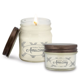 This Make Today Amazing Mason Jar Candle Is the Perfect Practical Gift for Teacher Appreciation