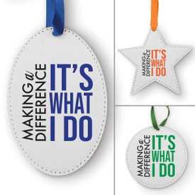 This Making A Difference Ornament Is the Perfect Way to Show Your Appreciation for Teachers This Holiday Season