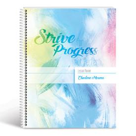 strive for progress cover