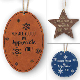 This We Appreciate You Ornament Is the Perfect Way to Show Your Appreciation for Teachers This Holiday Season